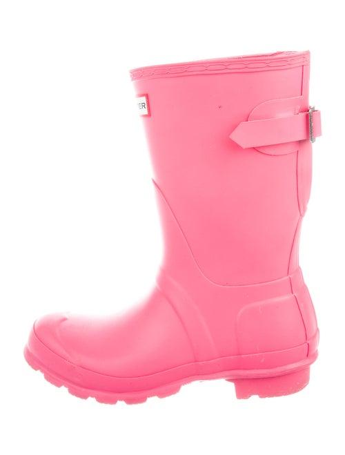 Hunter Rain Boots Pink - image 1