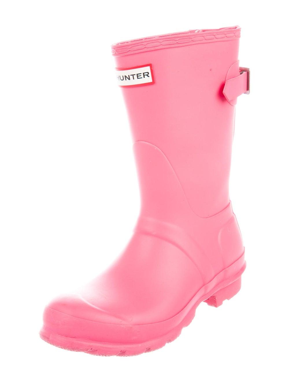 Hunter Rain Boots Pink - image 2