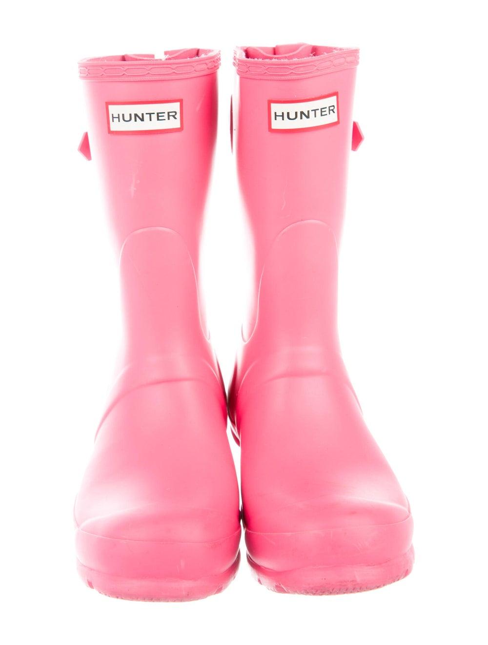 Hunter Rain Boots Pink - image 3