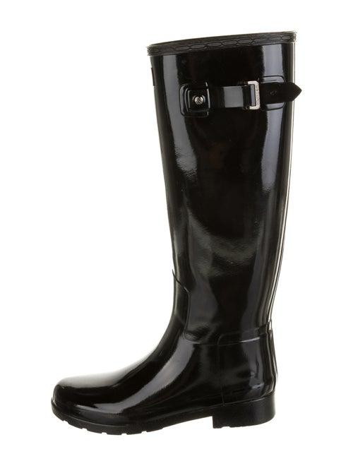 Hunter Rain Boots Black