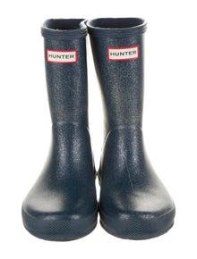 Hunter Girls' Rubber Rainboots