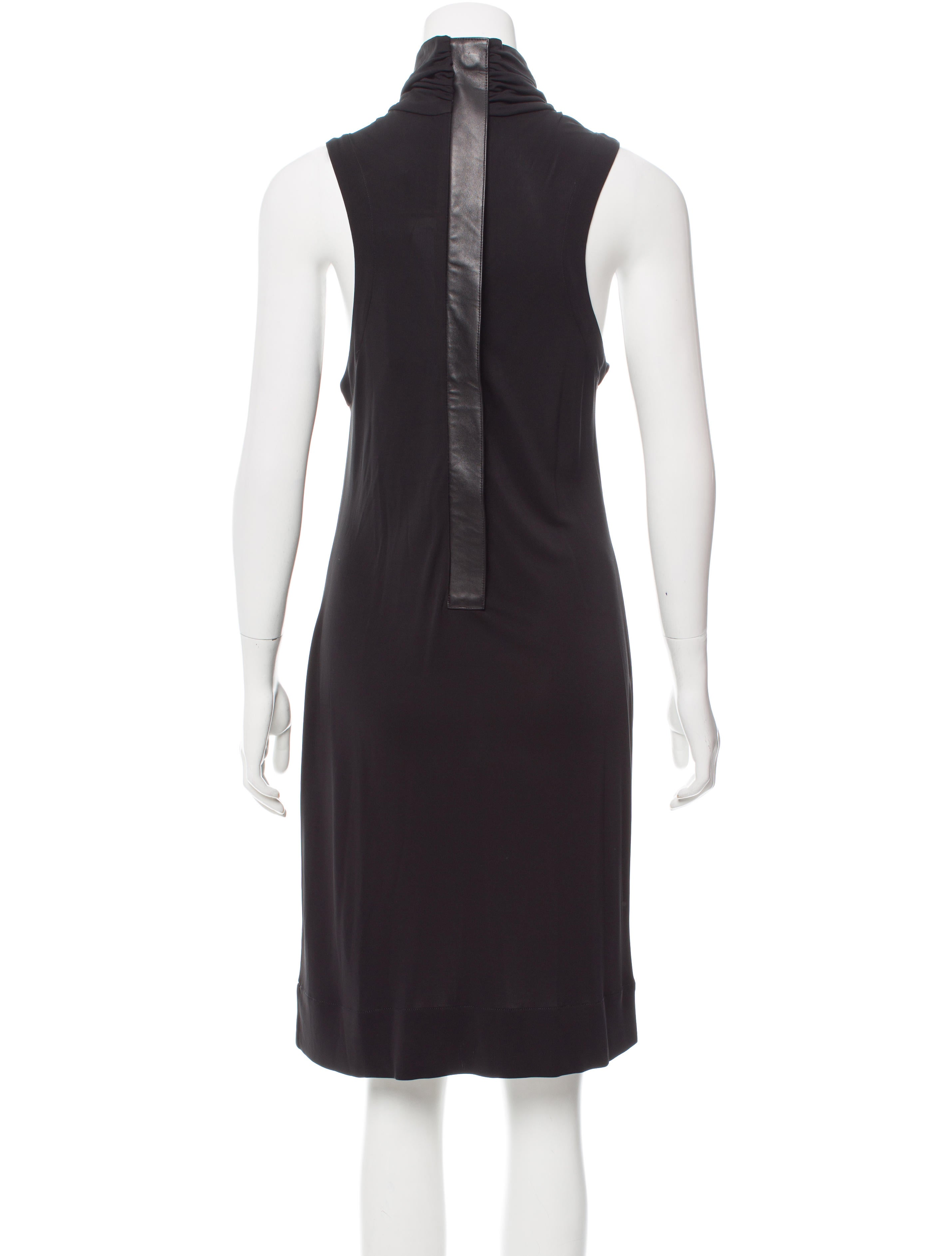 c3cd4ad02ca36 Hanley Mellon Sleeveless Turtleneck Dress w  Tags - Clothing ...