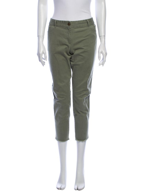Hatch Skinny Leg Pants Green