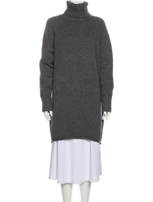 Hatch Merino Wool Turtleneck Sweater Wool
