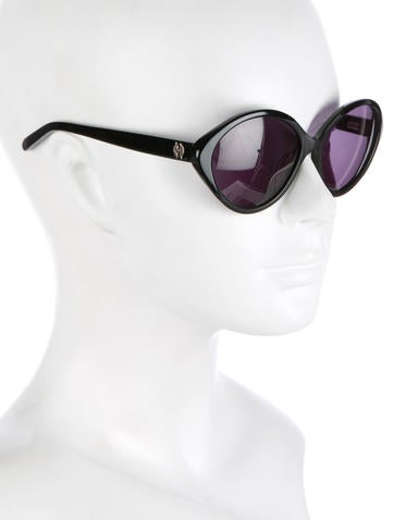 Miriam Oval Sunglasses