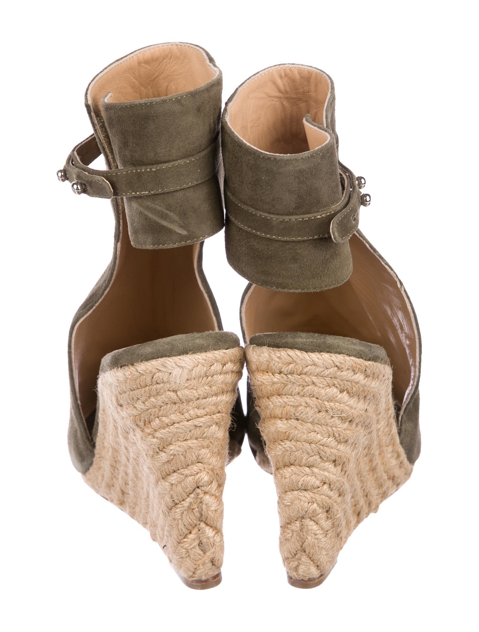 Hôtel Particulier Espadrille Wedge Sandals w/ Tags under $60 cheap online factory outlet sale online free shipping choice buy cheap comfortable original for sale we6lipPx