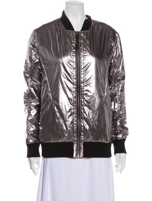 Helmut Lang Jacket Metallic