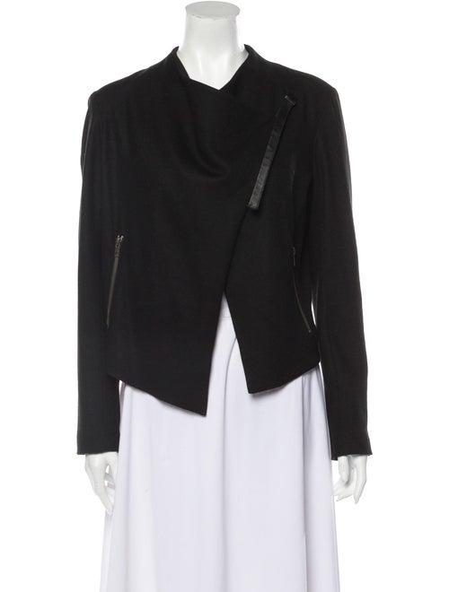 Helmut Lang Wool Evening Jacket Wool