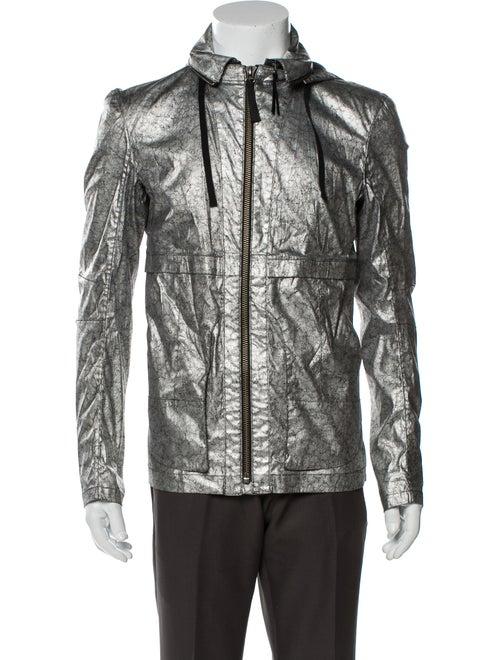 Helmut Lang Jacket Silver