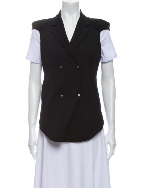 Helmut Lang Wool Vest Wool