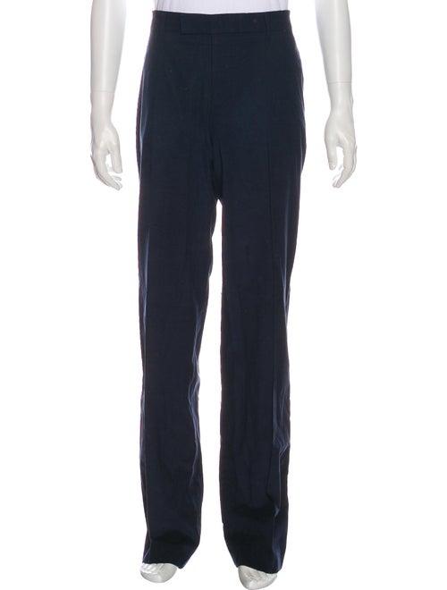 Helmut Lang Corduroy Pants Blue