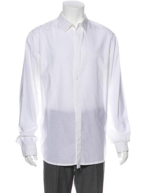 Helmut Lang Long Sleeve Shirt White