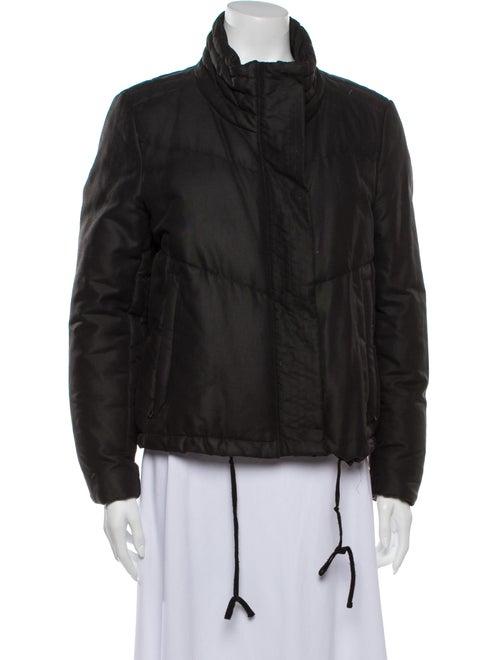 Helmut Lang Down Jacket Black