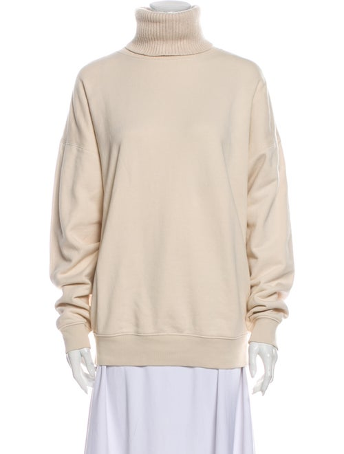 Helmut Lang Turtleneck Long Sleeve Sweatshirt