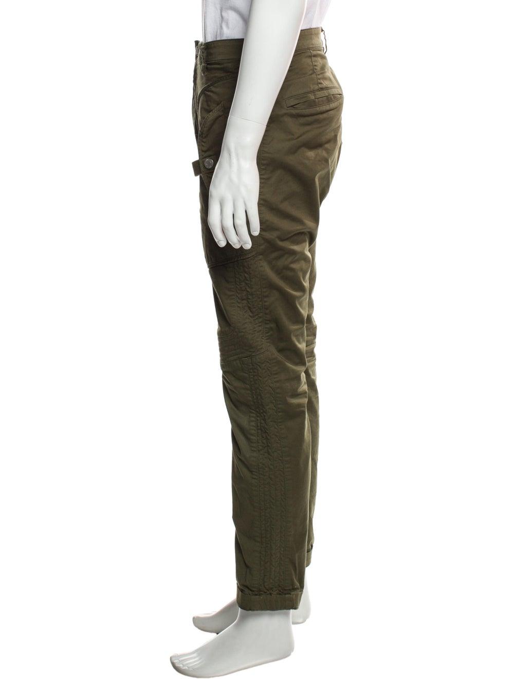 Helmut Lang Cargo Pants Green - image 2