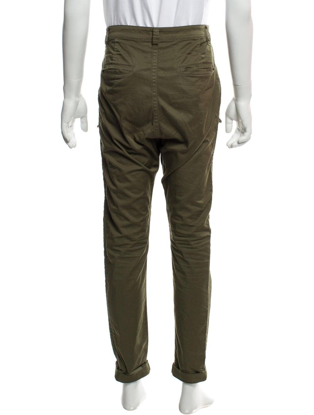 Helmut Lang Cargo Pants Green - image 3
