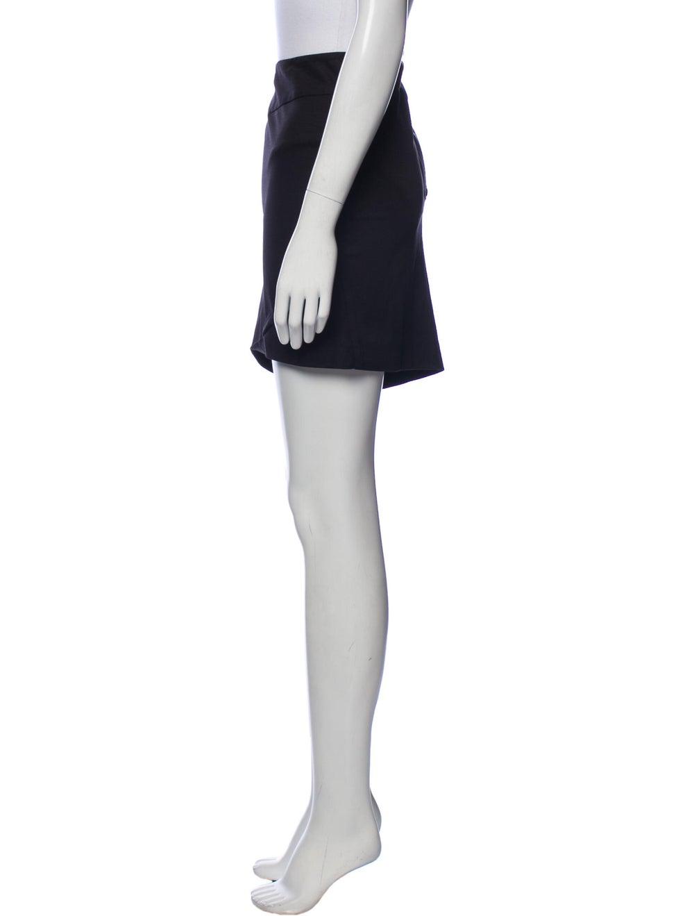 Helmut Lang Mini Skirt Black - image 2