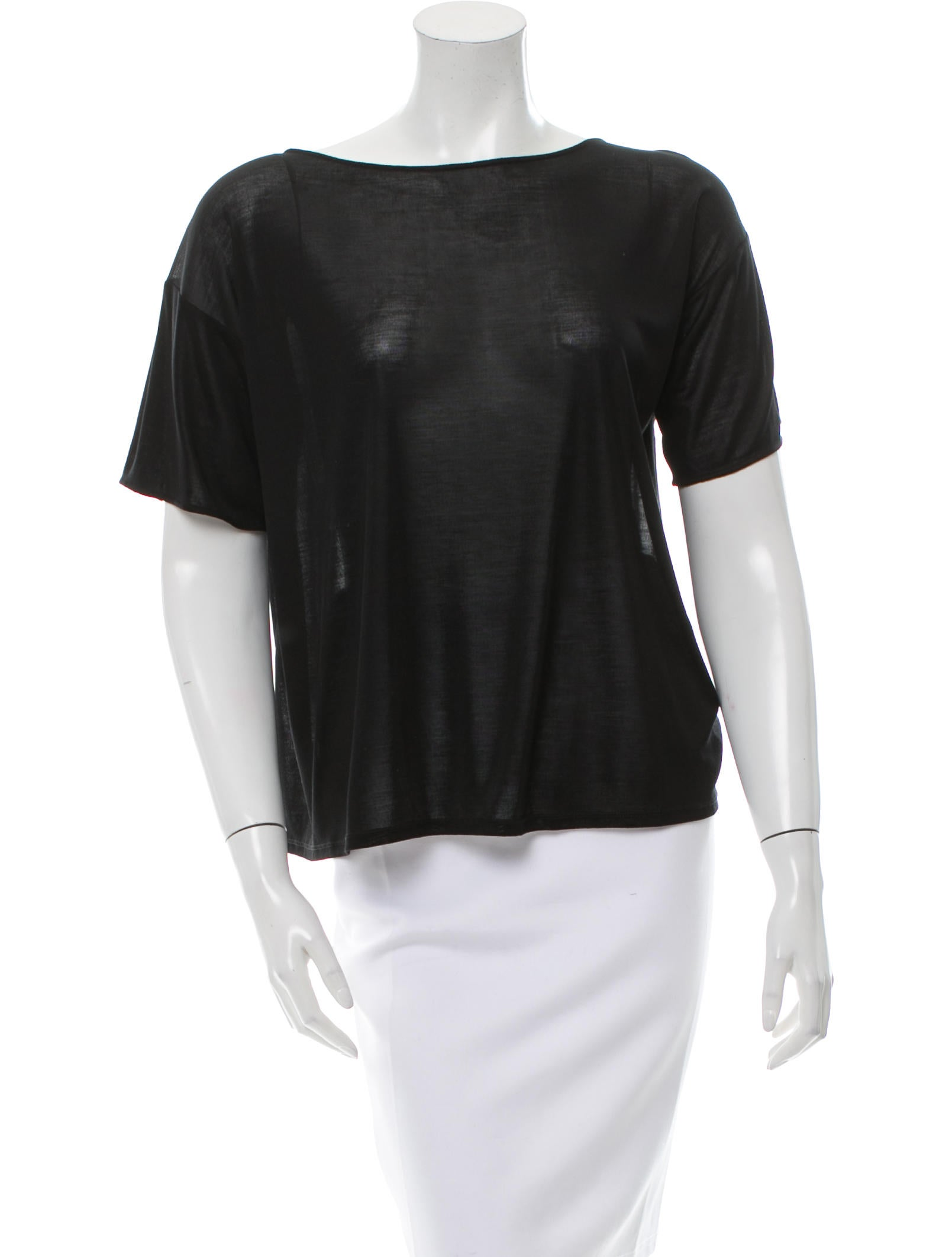 helmut lang silk oversized shirt clothing whelm41509. Black Bedroom Furniture Sets. Home Design Ideas