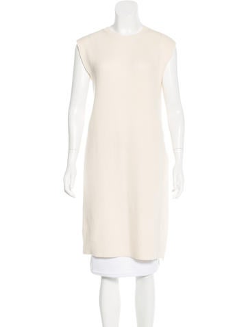 Helmut Lang Wool & Cashmere-Blend Tunic w/ Tags None