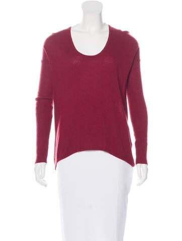 Helmut Lang Knit Long Sleeve Sweater None