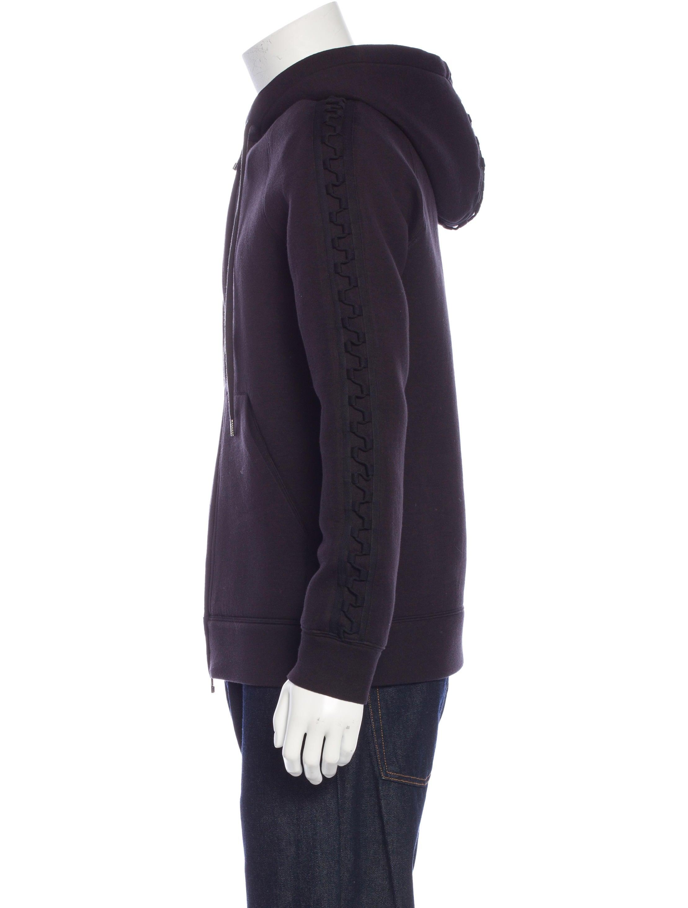 Woven hoodies