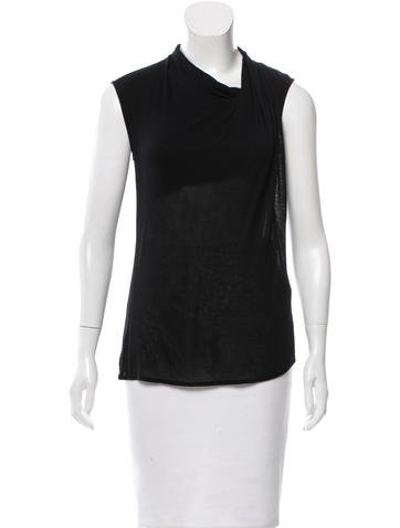 Helmut Lang Sleeveless Top None
