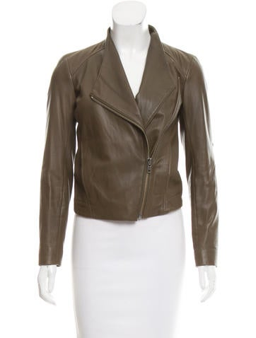 Helmut Lang Collarless Leather None