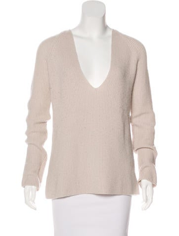 Helmut Lang Wool & Cashmere Sweater None