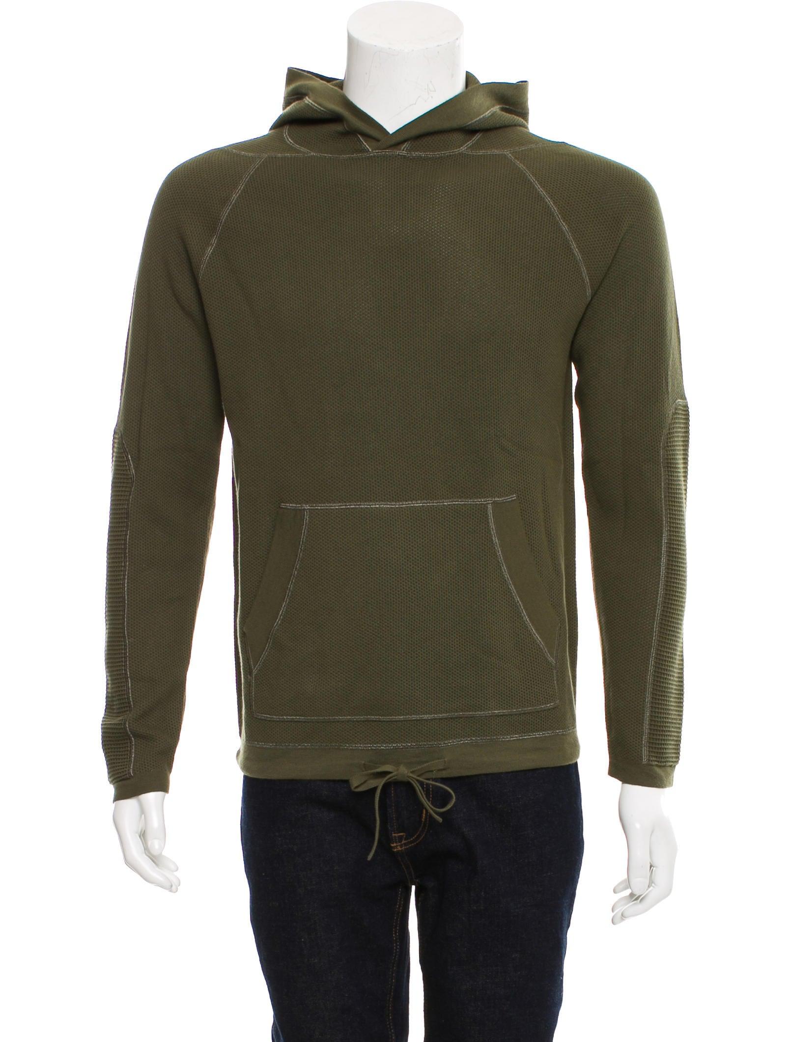Helmut lang 2017 hooded sweatshirt clothing whelm59223 for Sweatshirt kleid lang