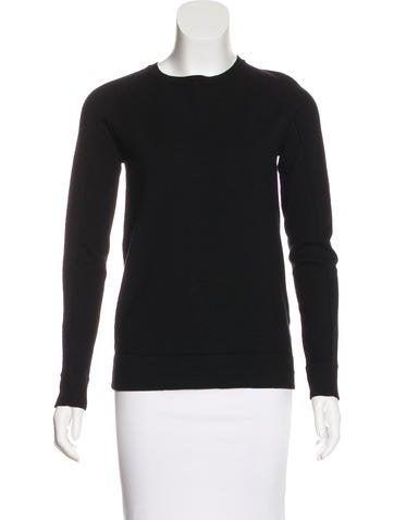 Helmut Lang Long Sleeve Raglan Sweatshirt None