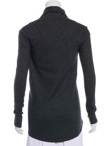 Wool Zip-Up Jacket