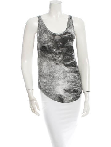 HELMUT Helmut Lang Top None