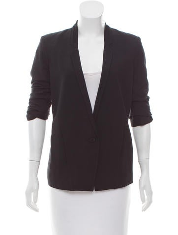 HELMUT Helmut Lang Structured Tailored Blazer None