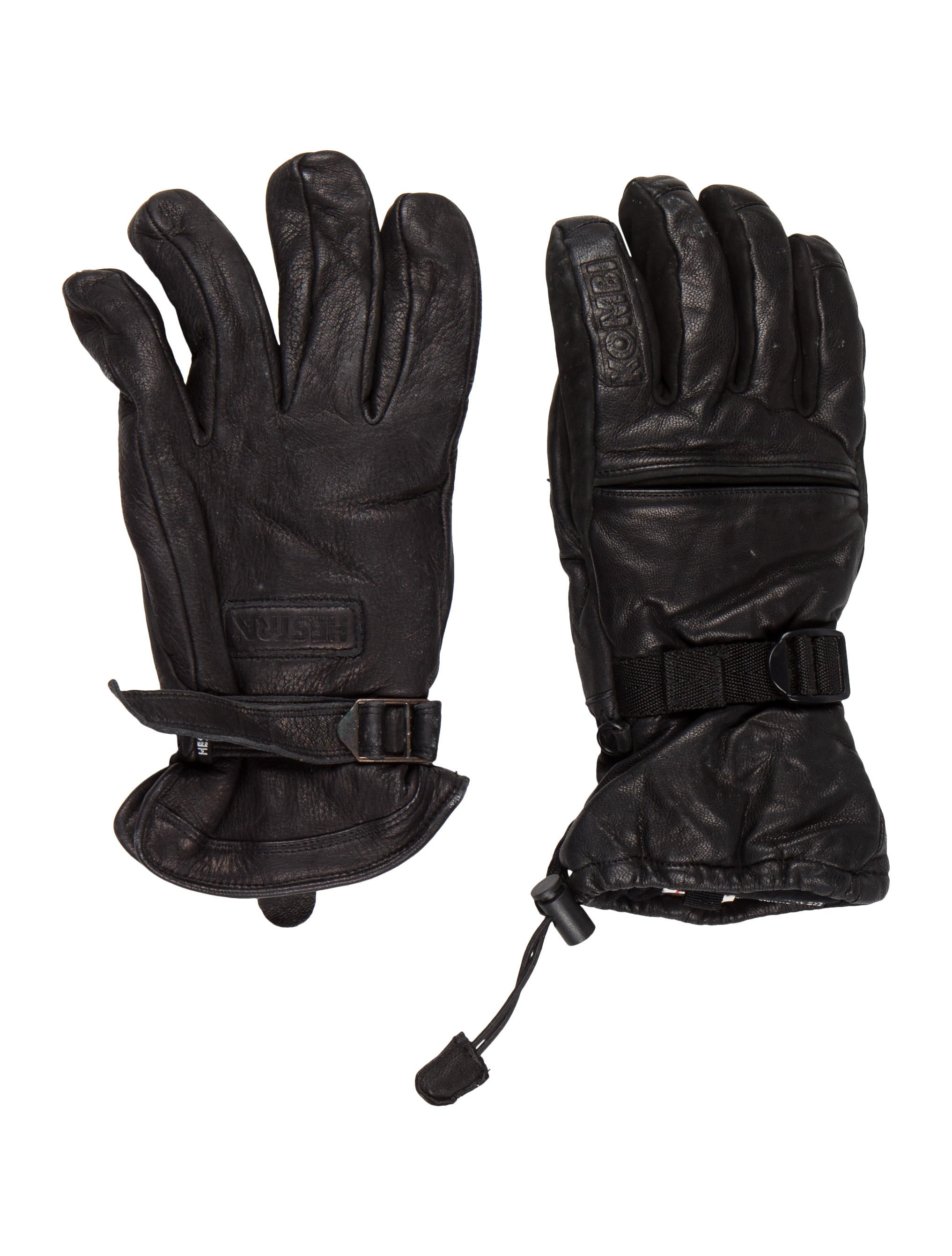93d0418dc3eab Hestra Leather Gloves - Accessories - WHHAA20005   The RealReal