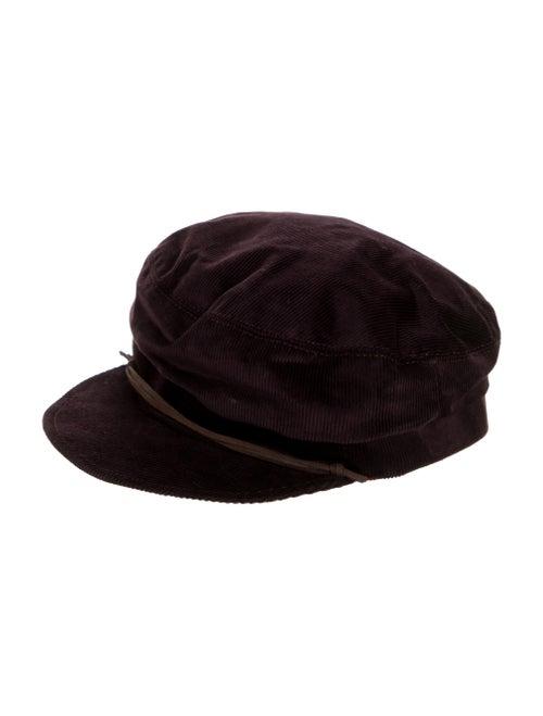 House of Lafayette Corduroy Newsboy Hat