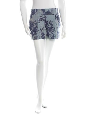 Mackage Printed Mini Shorts w/ Tags