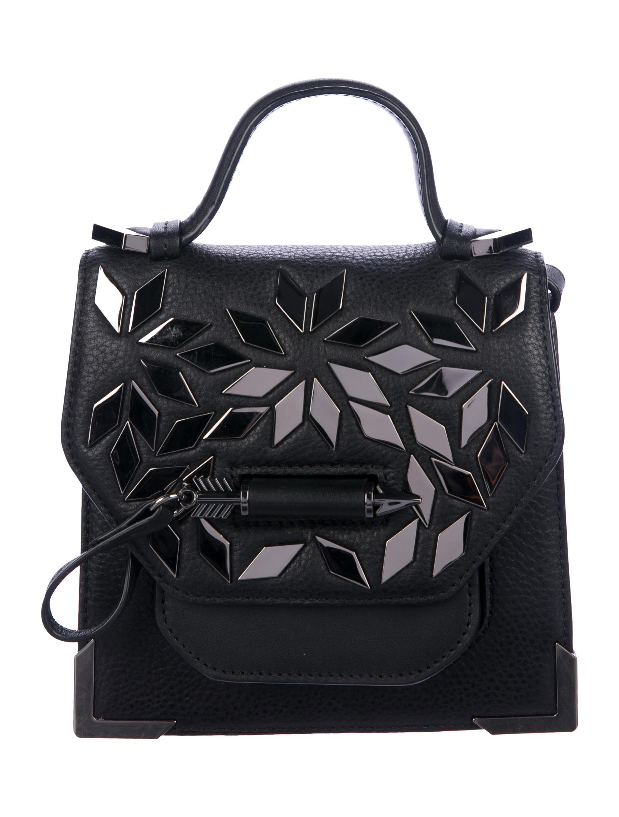 0de3a32002 Mackage Rubie Crossbody Bag w  Studs - Handbags - WHM22785