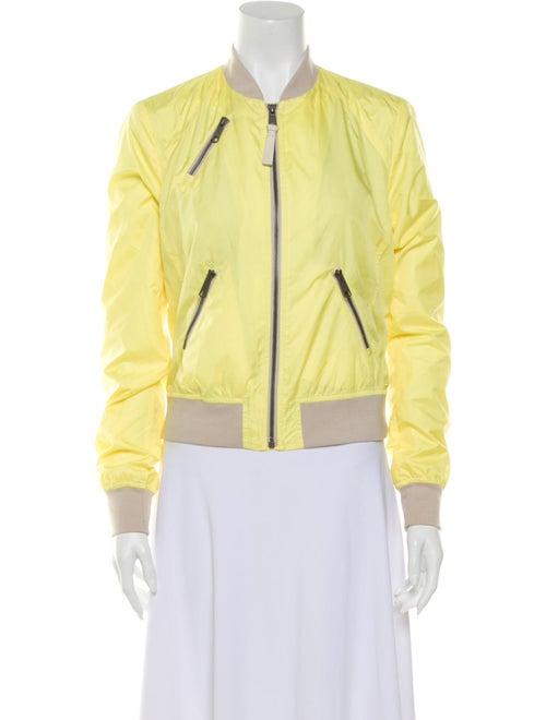 Mackage Bomber Jacket Yellow