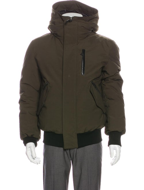 Mackage Puffer Coat Green