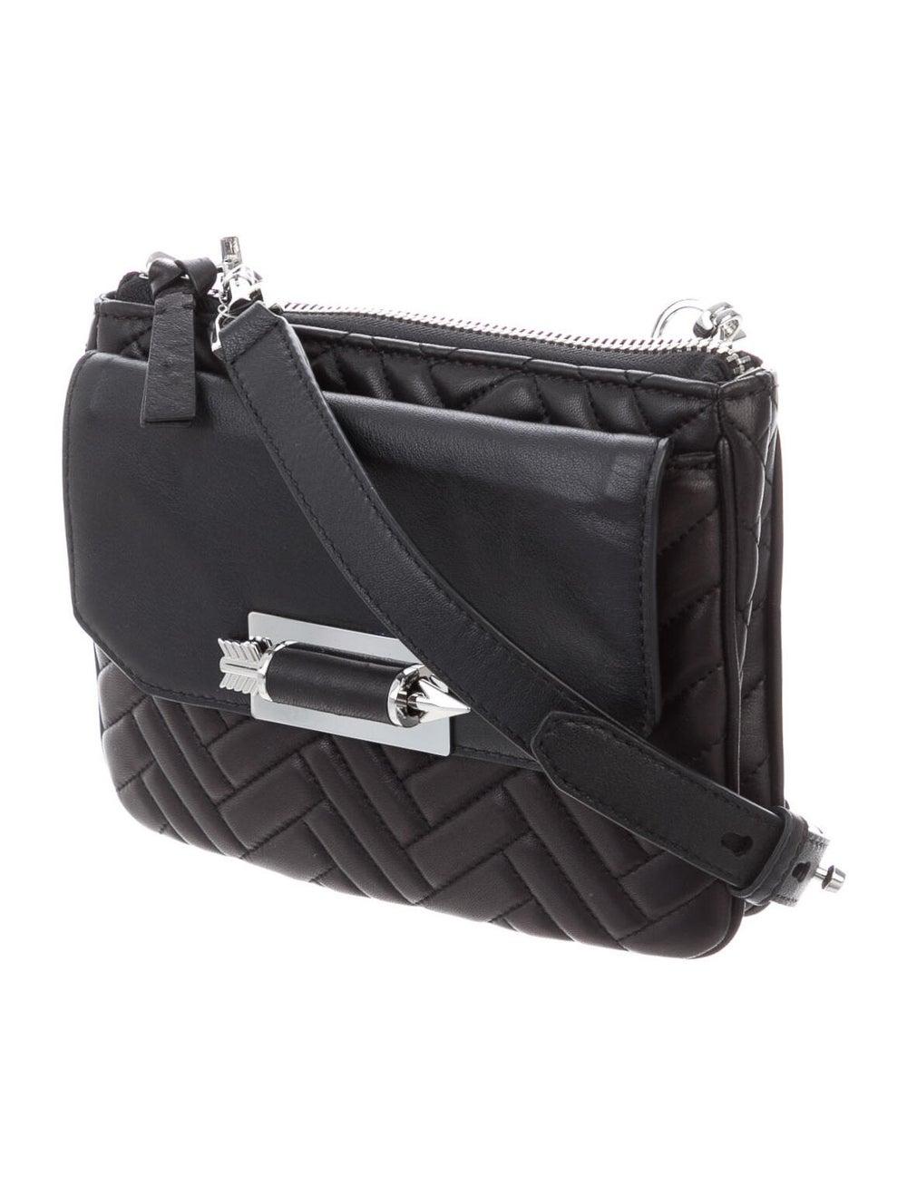 Mackage Leather Crossbody Bag Black - image 3