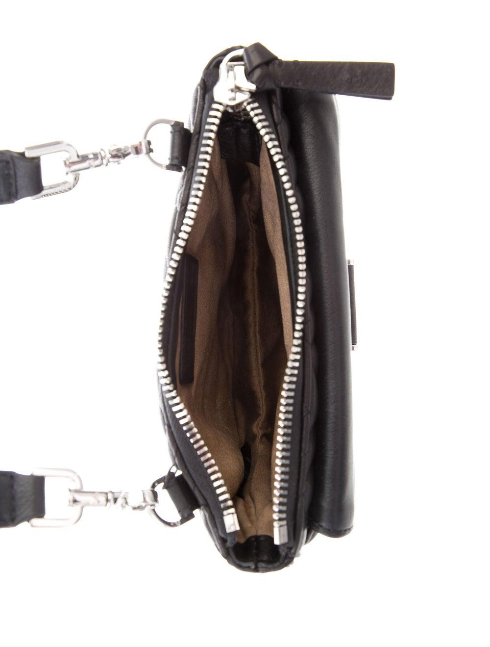 Mackage Leather Crossbody Bag Black - image 5