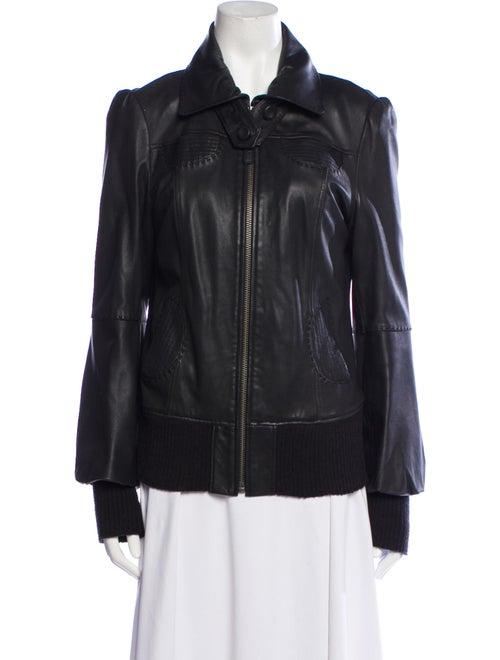 Mackage Biker Jacket Black