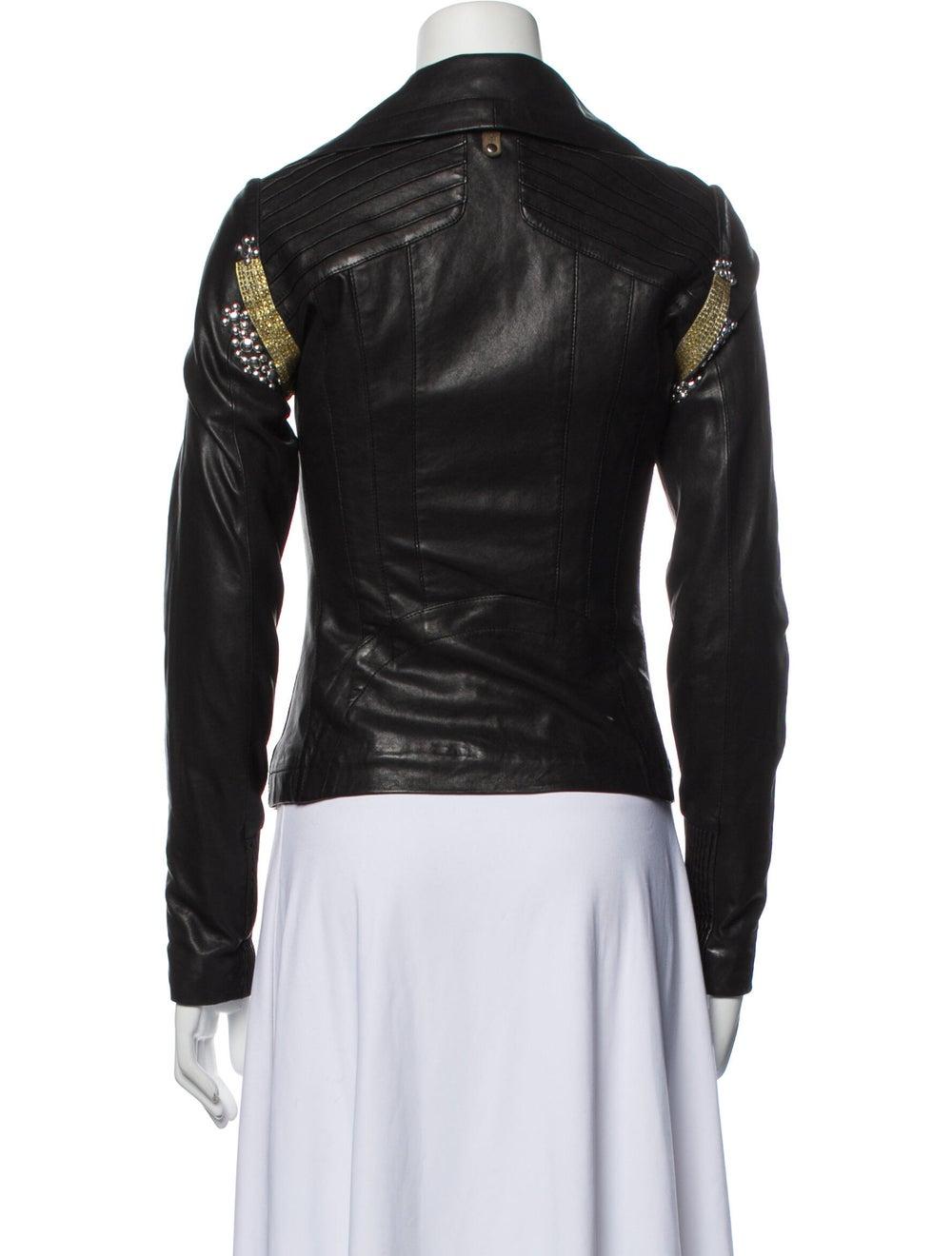 Mackage Biker Jacket Black - image 3