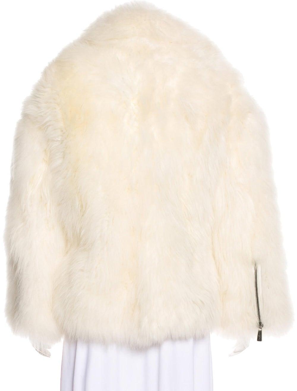 Hogan Shearling Leather Jacket - image 3