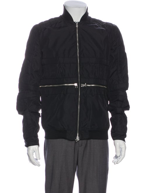 Hood by Air Bomber Jacket w/ Tags Black