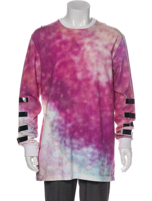 Hood by Air Printed Crew Neck T-Shirt
