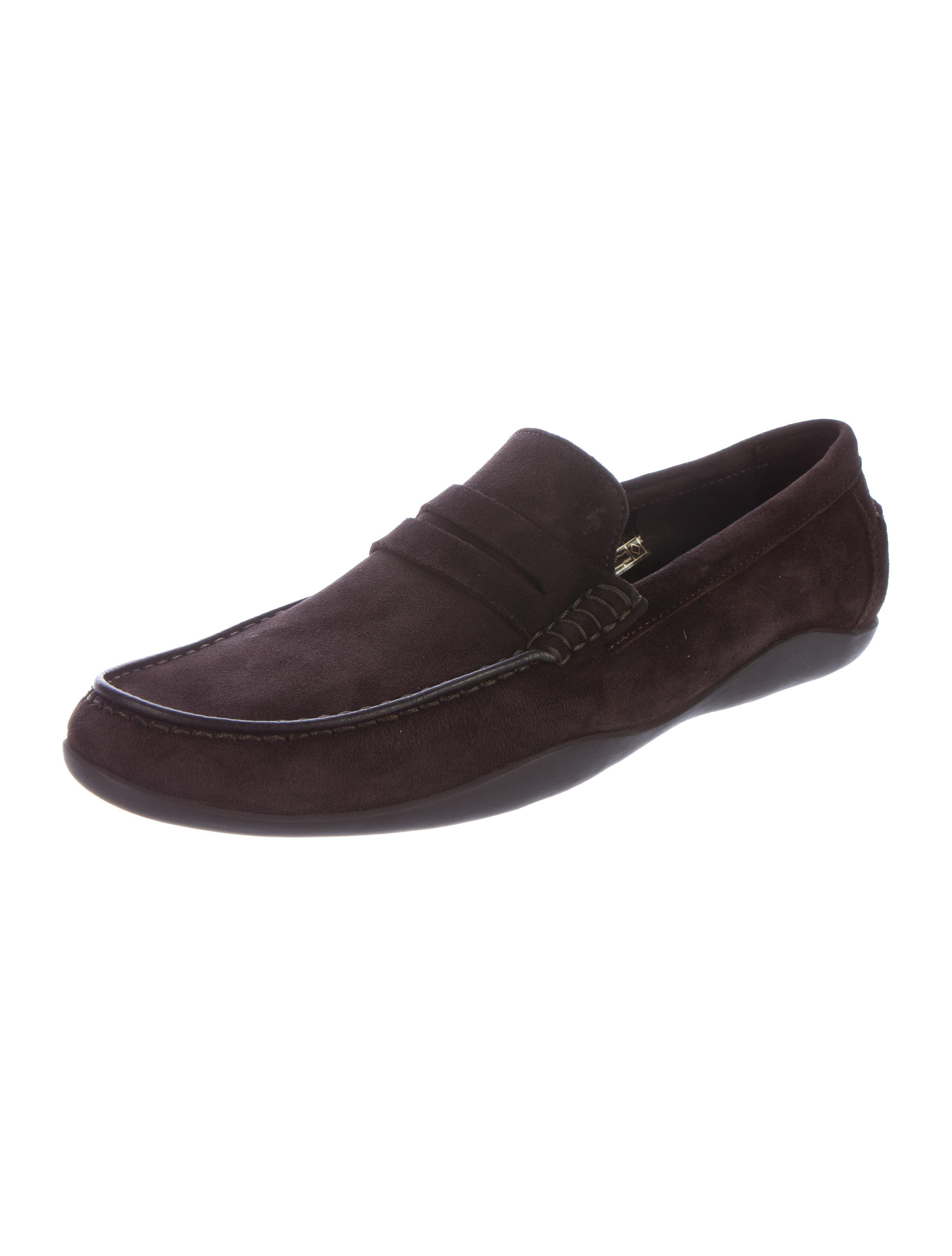 harrys of basel driving loafers shoes