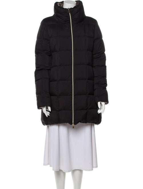 Herno Down Coat Black