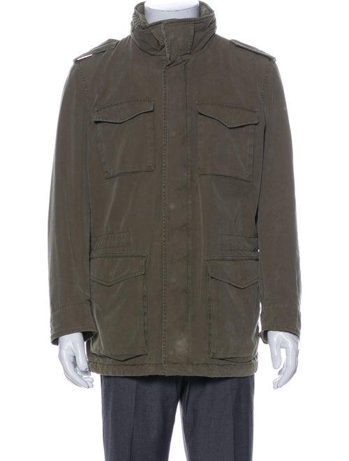 Herno Jacket Green