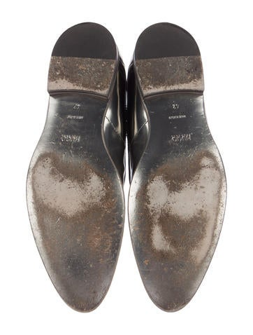 2a63a246c81 Padeo Metallic Derby Shoes